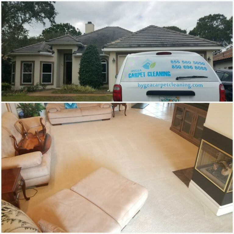 Hygea carpet cleaning panama city