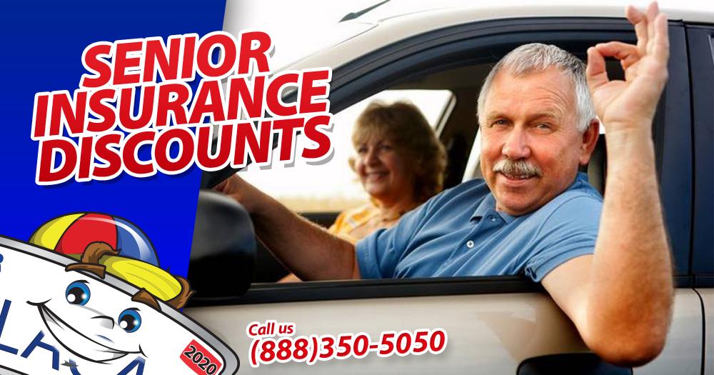 senior insurance discount
