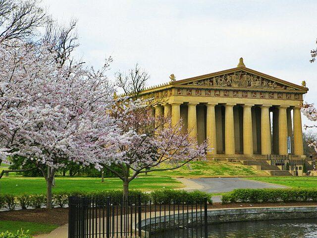 Architectural Tour of Nashville