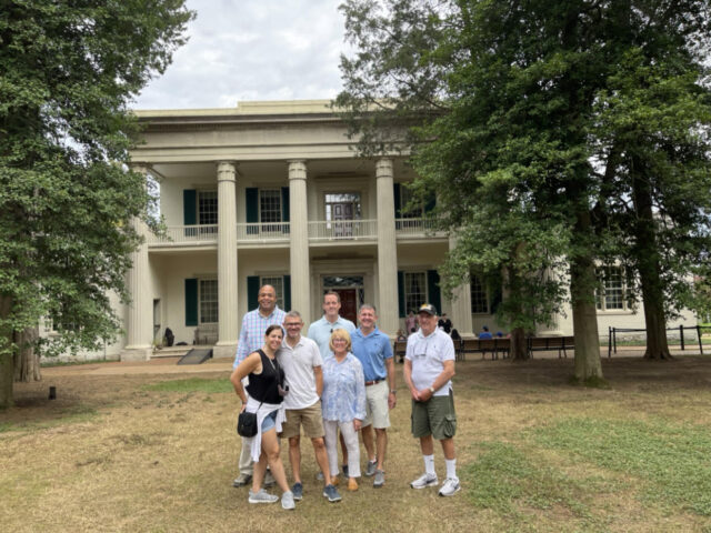 Andrew Jackson and The Hermitage