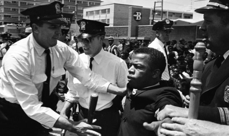 Smithsonian Magazine – John Lewis' Arrest Records Are Finally Uncovered