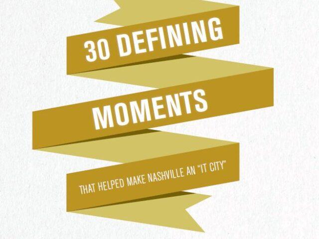"Nashville Lifestyles Magazine – 30 Defining Moments That Helped Make Nashville An ""IT City"""