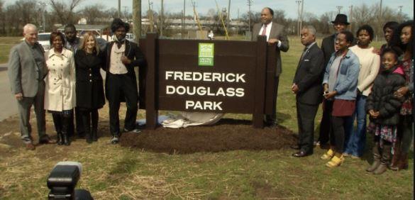 News Channel 5 Nashville – East Nashville's Fred Douglas Park To Become Frederick Douglass Park
