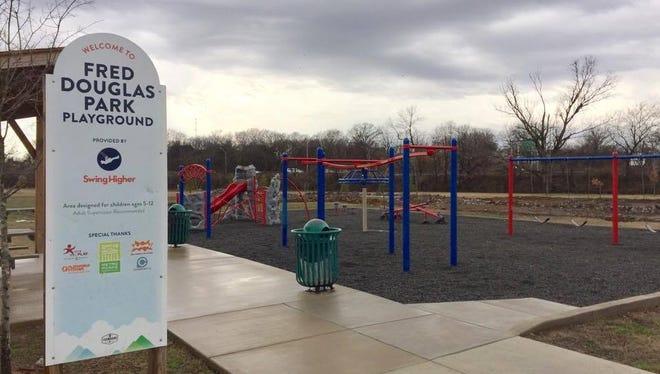 NPR – Is 'Fred Douglas' Park Named After Frederick Douglass?