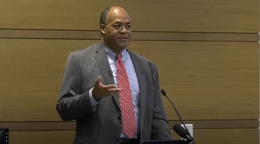Tennessee State Library and Archives Lunchtime Speaker Series with Historian David Ewing