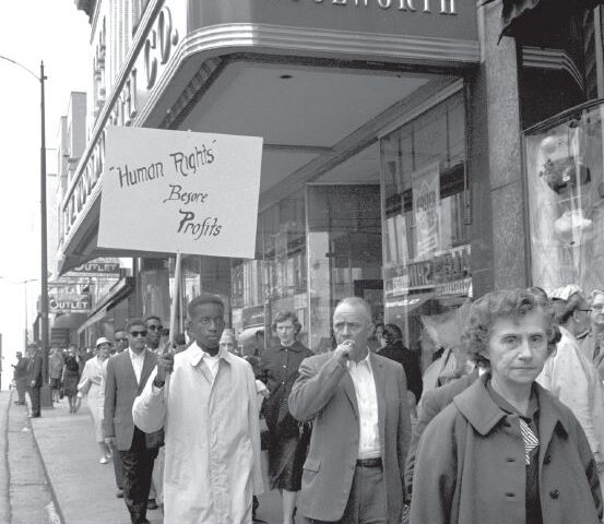 Nashville Lifestyles Magazine – Woolworth On The 5th And The Nashville Sit-ins