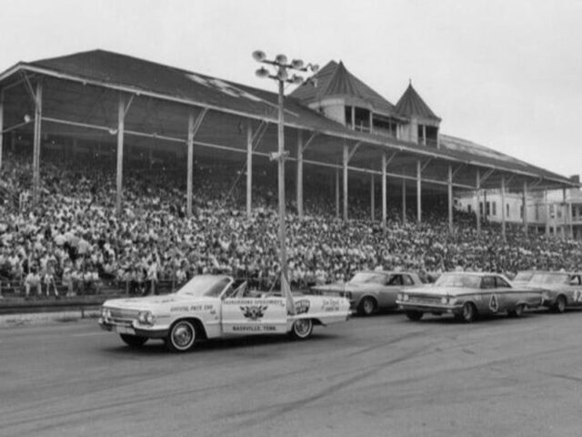 History of Nashville Fairgrounds
