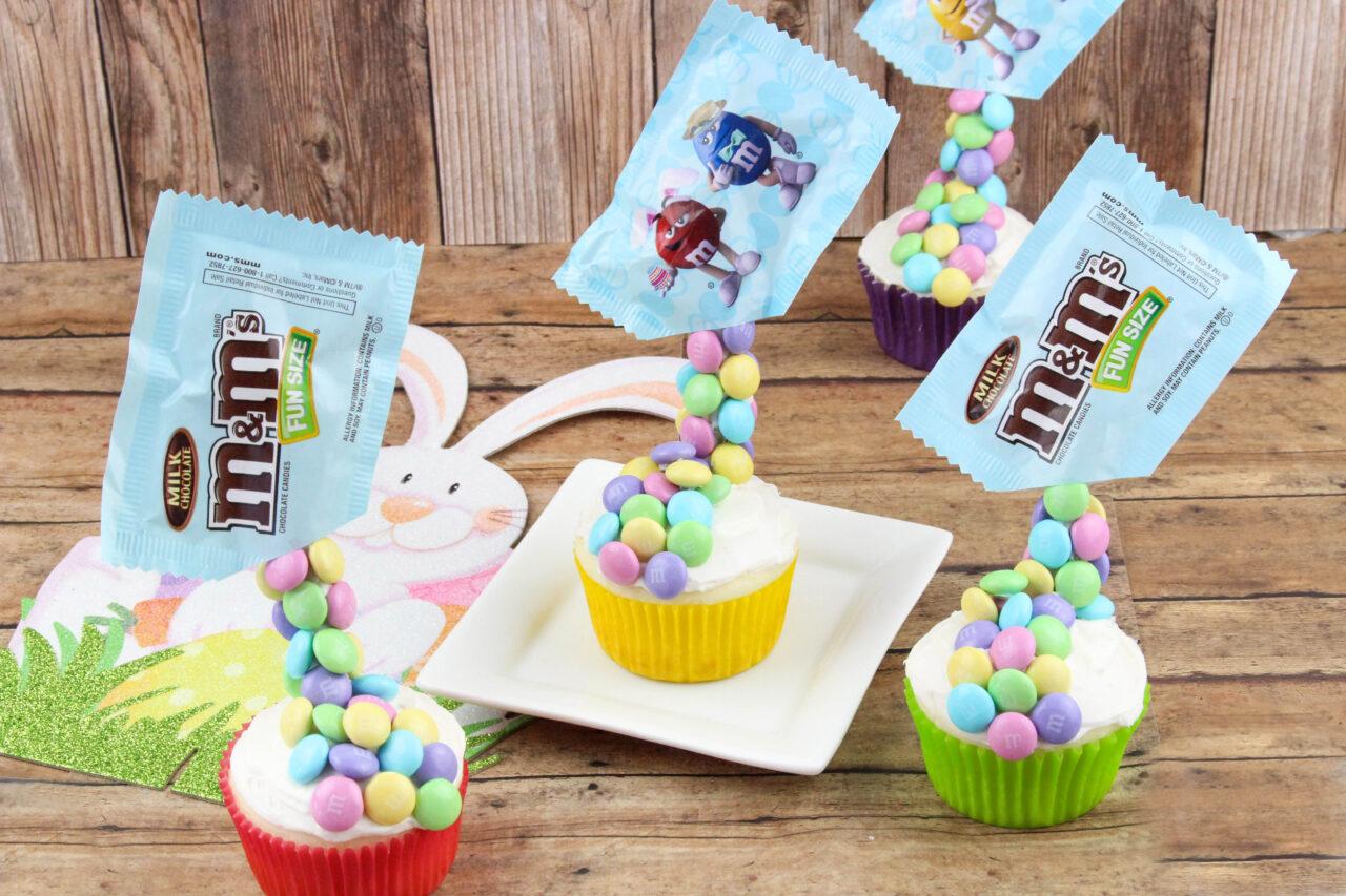 Gravity Defying Cupcakes