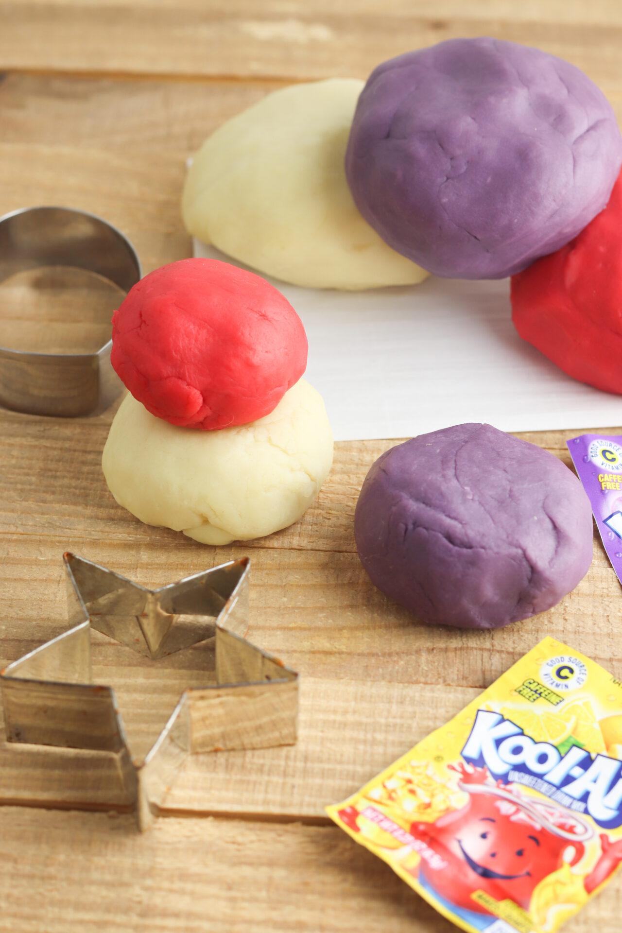 How To Make Kool-Aid Playdough