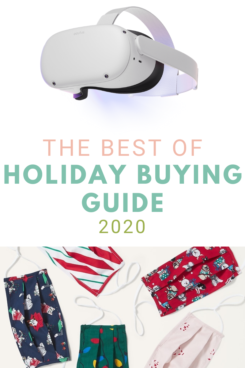 BEST OF HOLIDAY BUYING GUIDE