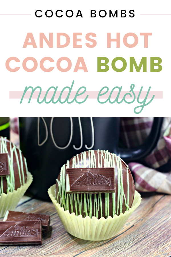 Andes Hot Cocoa Bombs