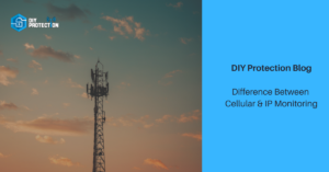 Difference Between Cellular & IP Monitoring