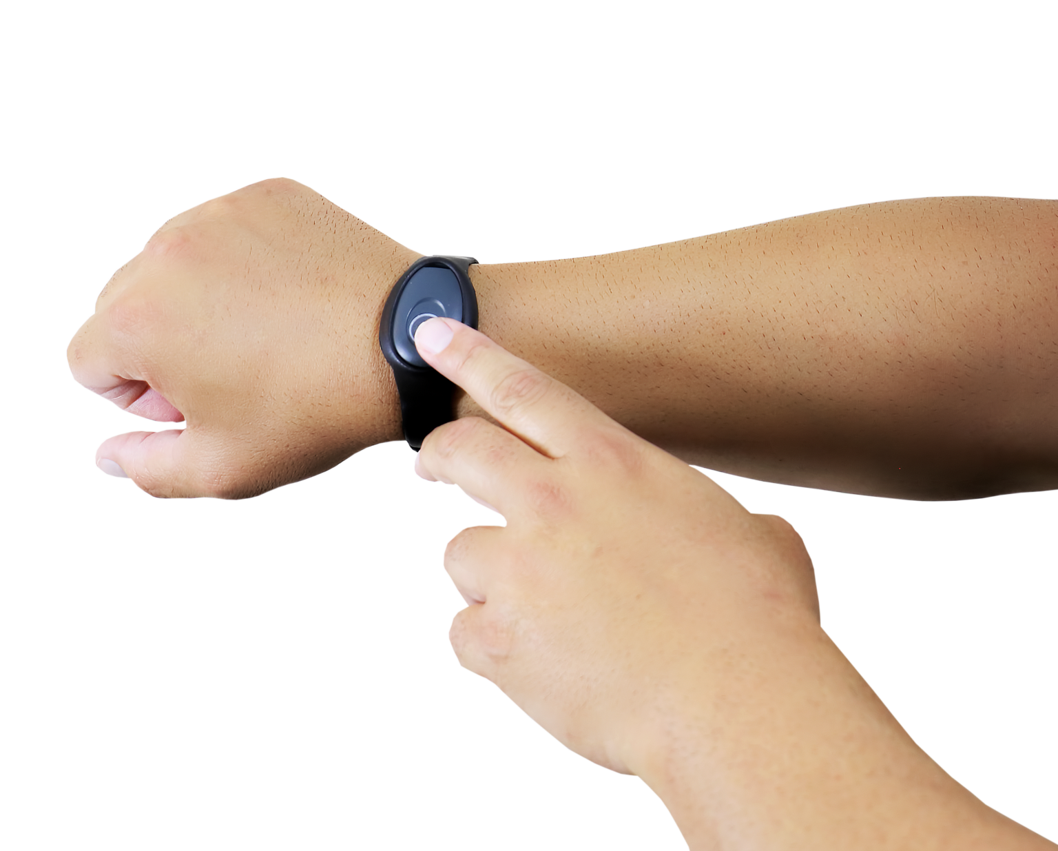 security arm bracelet
