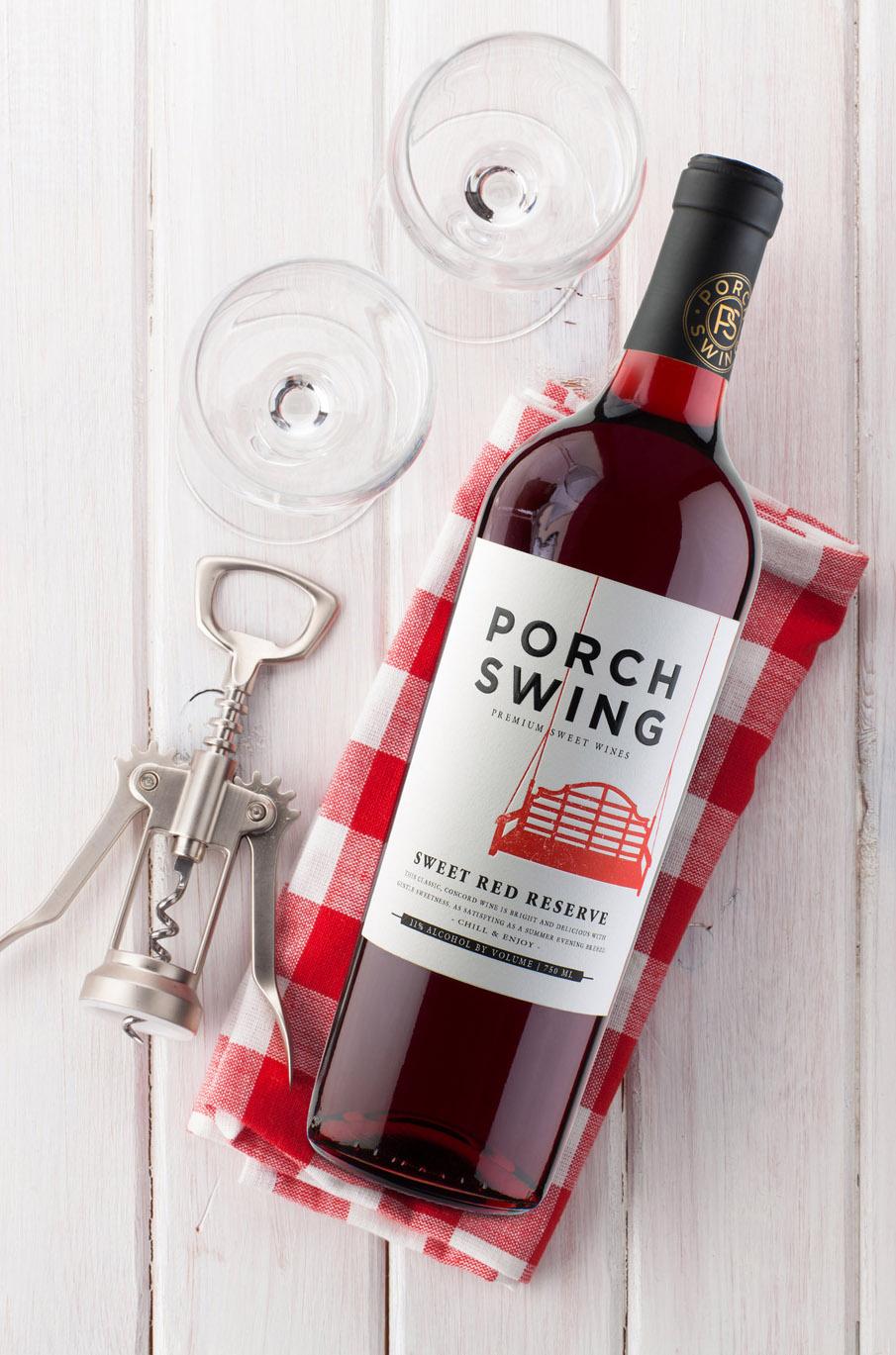 Porch Swing Wine