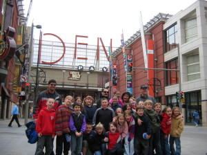 During Denver Discovery Camp, the whole of the metropolitan area is our oyster for exploration!
