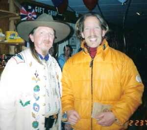 Which one is Buffalo Bill? They're both so ...rugged! :)