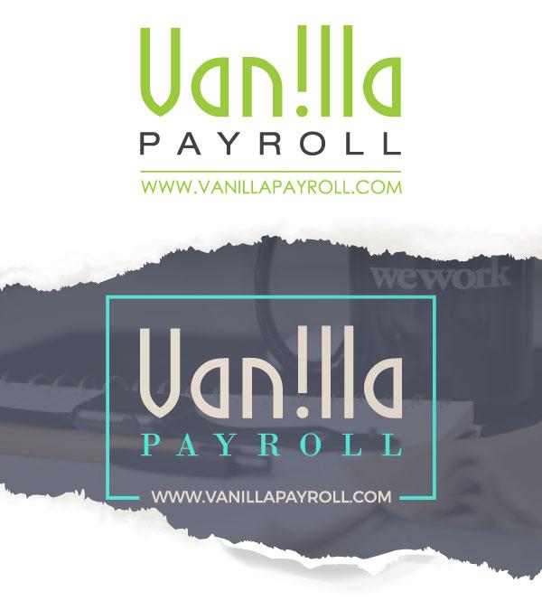 Vanilla Payroll Branding, Old vs New