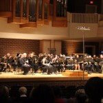 Brevard College Wind Ensemble.