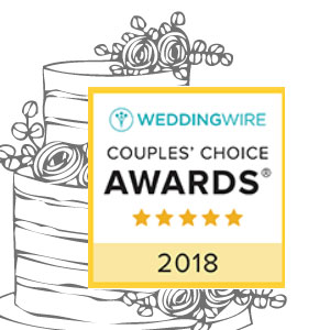 """Wedding Wire"" Favorite!"