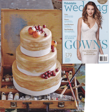 Philadelphia Magazine Wedding, Spring, Summer
