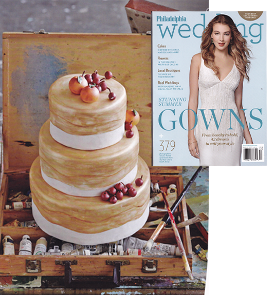 Philadelphia Magazine Wedding, Spring, Summer