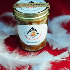 Carrot Angel Jar Single