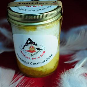 PINEAPPLE COCONUT ANGEL IN A JAR SINGLE