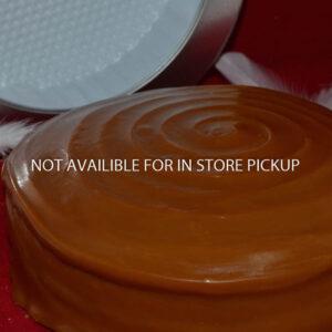 Caramel Cake for Shipping