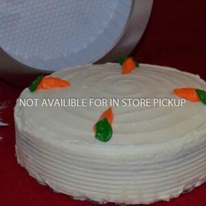 Carrot Cake for Shipping