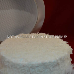 Coconut Cake for Shipping
