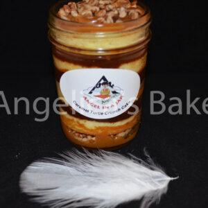 Caramel Turtle Crunch Angel In A Jar Single
