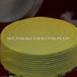 Lemon Cake for Shipping