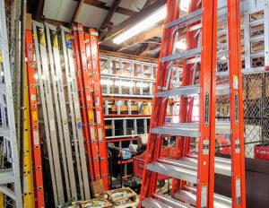 ladder supply hardware store florida