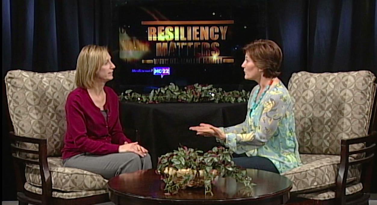 Resiliency Matters Dr. Mollie Marti – Jennifer Louden