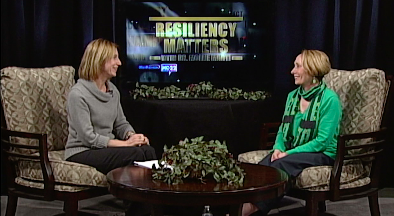 Resiliency Matters Dr. Mollie Marti – Dr. Valerie Young
