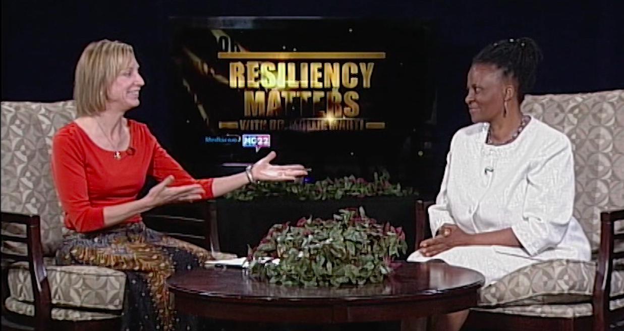 Resiliency Matters Dr. Mollie Marti – Tererai Trent
