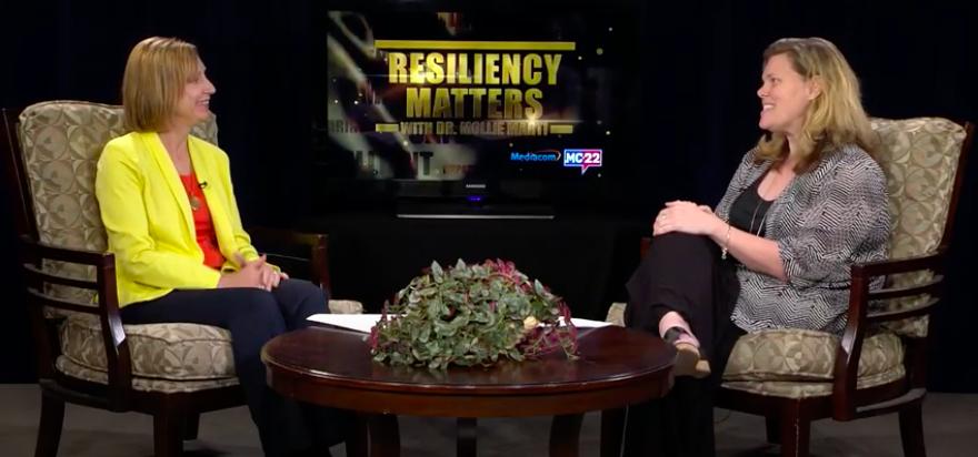 Resiliency Matters Dr. Mollie Marti – Allison Jackson