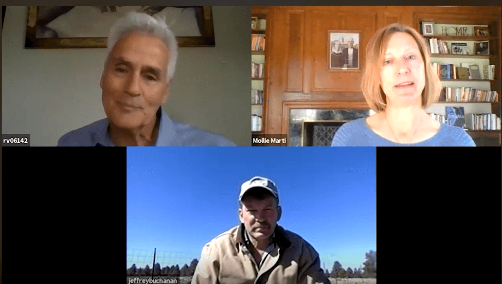 Resiliency Matters – Dr. Mollie Marti with guests General Jeff Buchanan and Bob VandePol