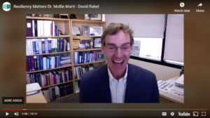 Resiliency Matters TV with Dr David Rakel