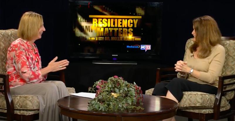 Resiliency Matters Dr. Mollie Marti – Hope Edelman