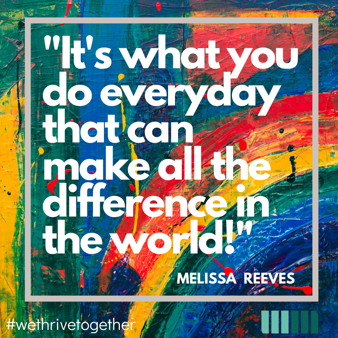 Resiliency Matters Dr. Mollie Marti – Melissa Reeves