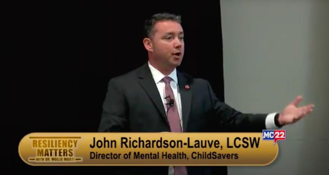 Resiliency Matters Dr. Mollie Marti – John Richardson-Lauve