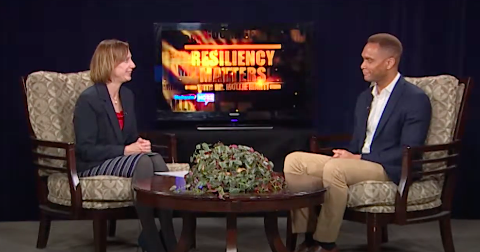 Resiliency Matters Dr. Mollie Marti – Stacey Walker