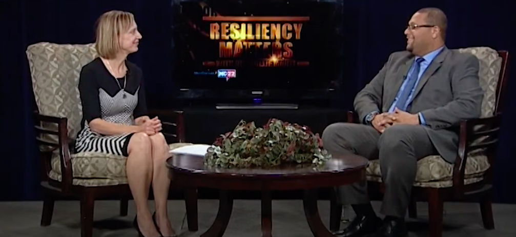 Resiliency Matters Dr. Mollie Marti – Okpara Rice