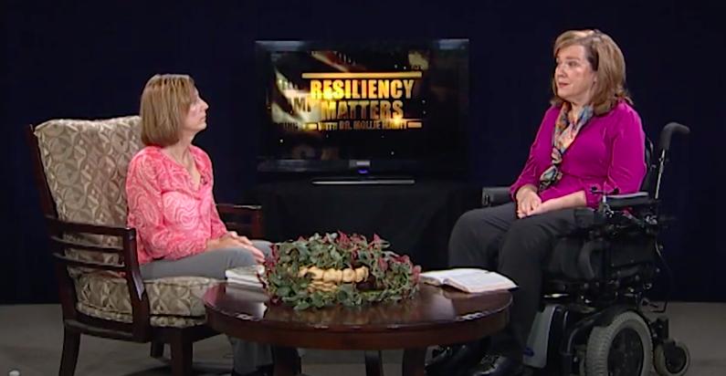Resiliency Matters Dr. Mollie Marti – Renée Bondi