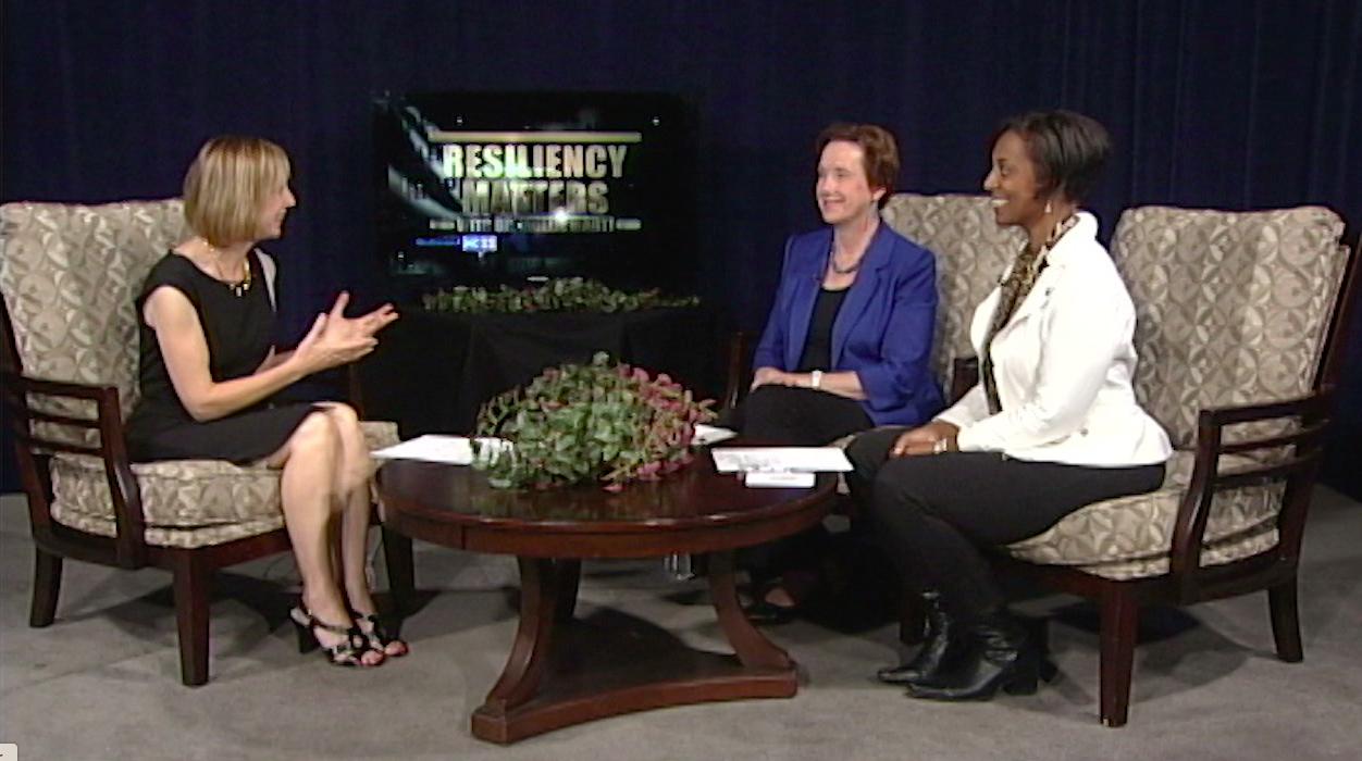 Resiliency Matters Dr. Mollie Marti – Dr. Lauren Alexander Augustine & Linda Langston