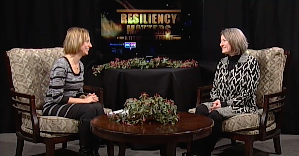 Resiliency Matters Dr. Mollie Marti – Leslie Wright