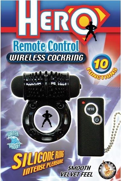 Remote Control Wireless Penis Ring, remote vibe