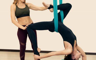 Am I Good Enough To Teach Aerial Yoga?