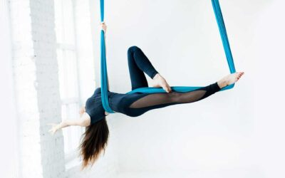 Why You Should Try Aerial Yoga This Year
